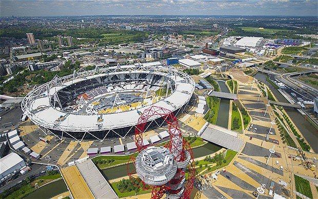 QE2 Olympic Park