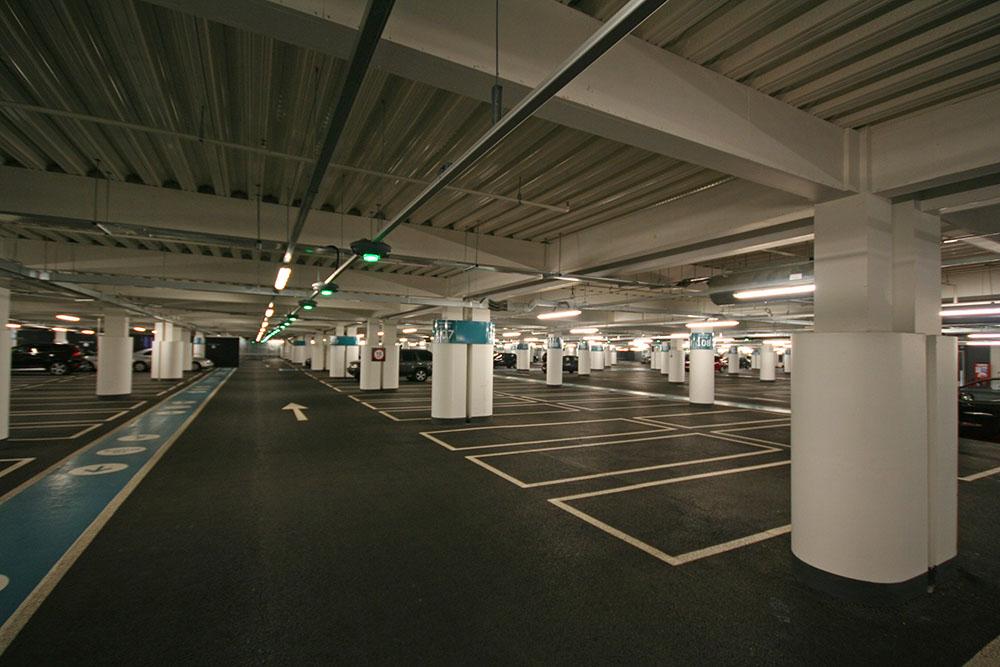 Westfield Multi-storey Car Park
